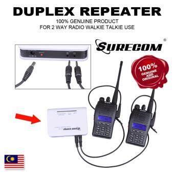 Review Surecom Sr 112 Simplex Repeater Controller Dan Harga