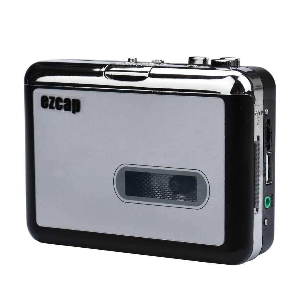 Tape Ke Buah USB Kaset & MP3 CD Konverter Tangkapan Digital Audio Musik Pemutar MC-
