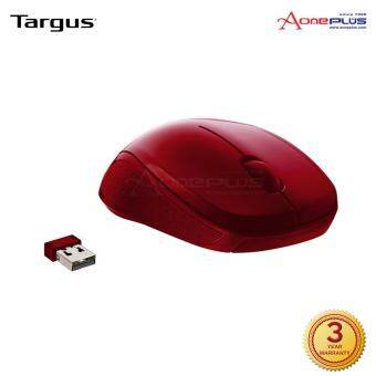 Targus W571 Wireless Optical Mouse 1600DPI - AMW57102AP (Red) - 3
