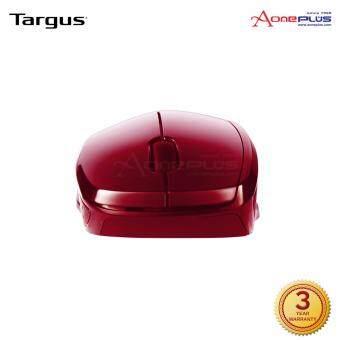 Targus W571 Wireless Optical Mouse 1600DPI - AMW57102AP (Red) - 5