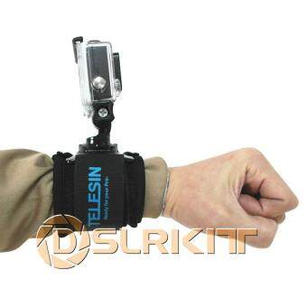 TELESIN 360? Adjustment Wrist/Hand Mount Strap Belt for Gopro Hero3 2 1