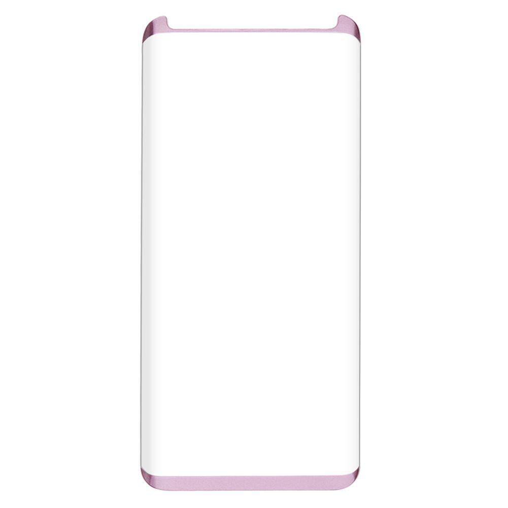 ราคา Tempered Glass Screen Protector Case Friendly For Samsung Galaxy S8 Rose Gold Intl ใหม่ ถูก