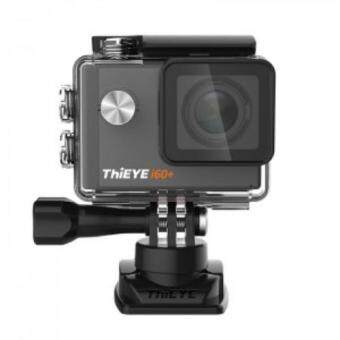 ThiEYE Wifi Mini 4K Action Camera i60+ (Black) - Malaysia Warranty