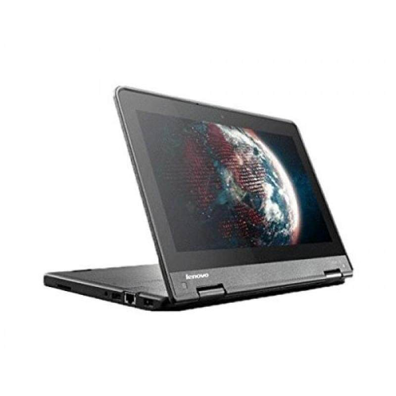 ThinkPad Yoga 11.6 HD Touchscreen IPS Business Laptop Chromebook, Intel Celeron Quad Core up to 2.08GHz, 4GB Ram, 16GB SSD, 4GB DDR3, USB 3.0, 802.11ac, Bluetooth, HDMI, Webcam, Chrome OS Malaysia