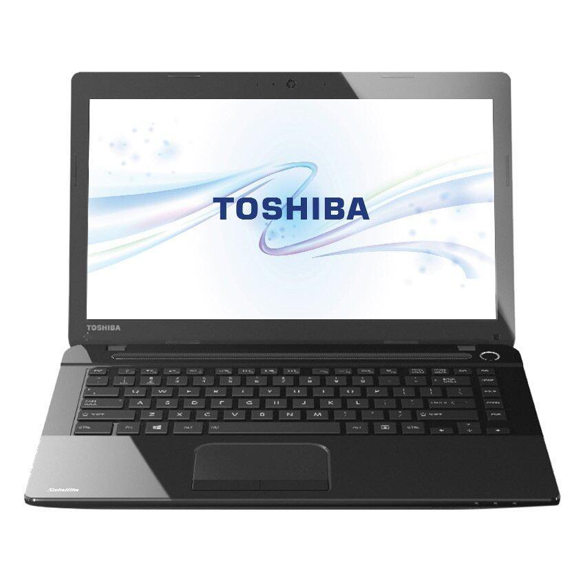 Toshiba Satelite C40A-103E 2GB 2020M 14-inch Notebook Black Malaysia