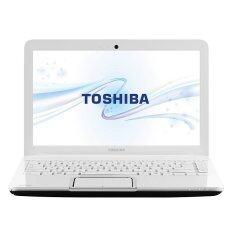 Toshiba Satelite L50-A107X 15.6 Notebook White Malaysia