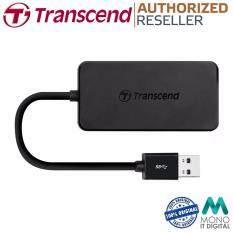Transcend TS-HUB2K USB 3.0 4-Port Hub (Transcend Malaysia) Malaysia