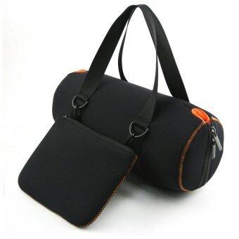 Travel Carrying Soft Case Bag for JBL Xtreme Splashproof portableBluetooth speaker and charger