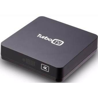 Turbo Box 2 16GB ROM 4k TV Box IPTV (Malaysia Authorize Dealer)