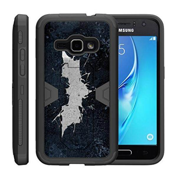TurtleArmor Samsung Galaxy J1 Case (2016) J120 Amp 2 Express 3 [Clip Caliber