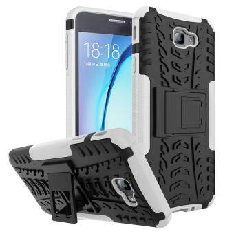 Features Tyre Cool Guard Kickstand Pc Tpu Cover For Samsung Galaxy