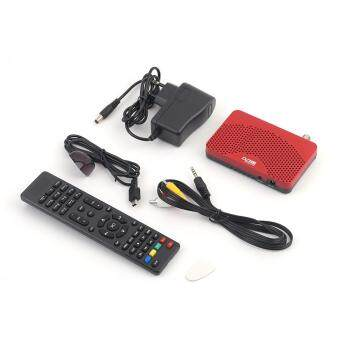 UINN Universal DVB-S2+IPTV+IKS TV Box Top Advanced Full HD Combo Receiver black