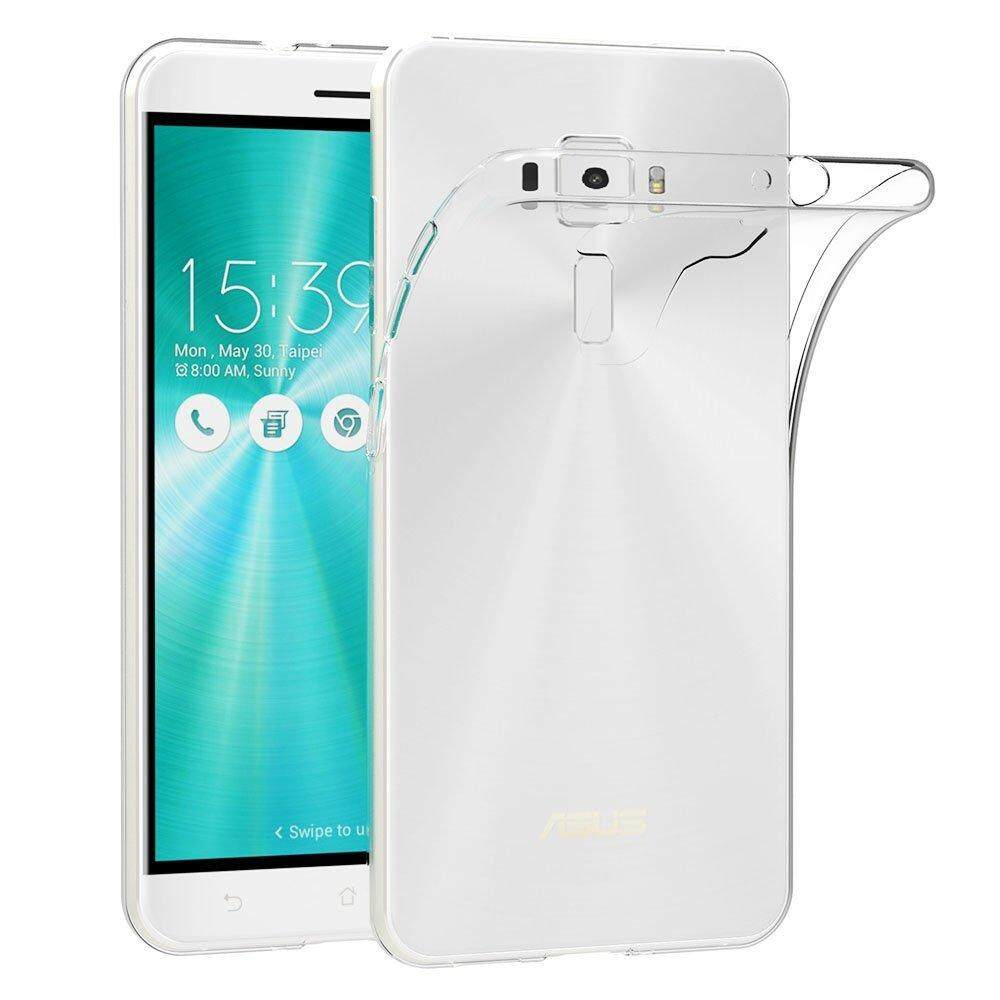 ขาย Ultra Slim Case For Asus Zenfone 3 Ze552Kl 5 5 Soft Tpu Transparent Protector Cover Intl ใหม่