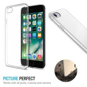 Harga Ultra Slim Thin Silicone TPU Transparent Soft Clear Phone CoverCase For Apple iPhone 7 4.7 inch Phone Cases