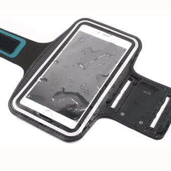 Ultra-thin Touchable Waterproof Waist Sport 5.5 inch Running PouchArmband - 3