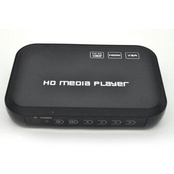 Harga USB Full Hd 1080p HDD Media Player Hdmi VGA MKV H.264