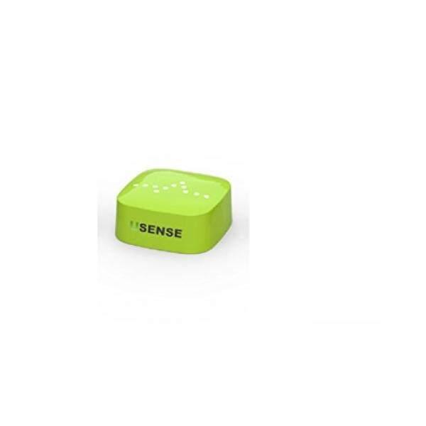 Usense tennis raquet sensor for tennis racket motion detecting (Green) - intl