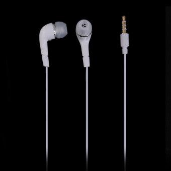 VAKIND In-Ear Earphone Headset (White) - Intl