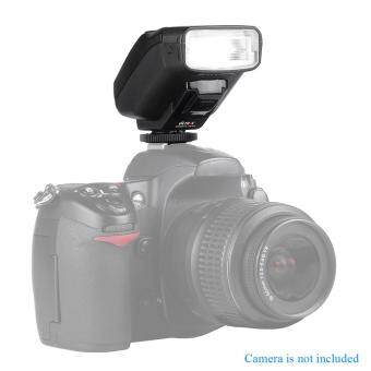 Harga Viltrox JY-610 II Univeral On-camera Mini Flash Speedlite for Nikon D3300 D5300 D7100 Canon 5D Mark II III DSLR Cameras Outdoorfree