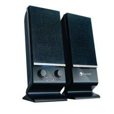 Vinnfier VS200 2.0 Channels System Multimedia USB Power Speaker Malaysia