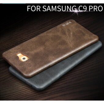 Features Vintage Pu Leather Phone Case Protective Back Cover Case