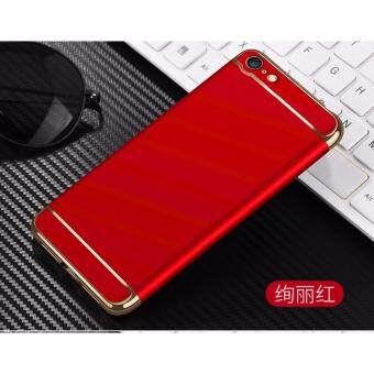 Harga Vivo Y55 Luxury Protective Matte Case (Red)