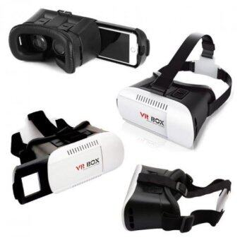 VR Box II (VER 2.0) 3D Virtual Reality Glasses Headset Gear