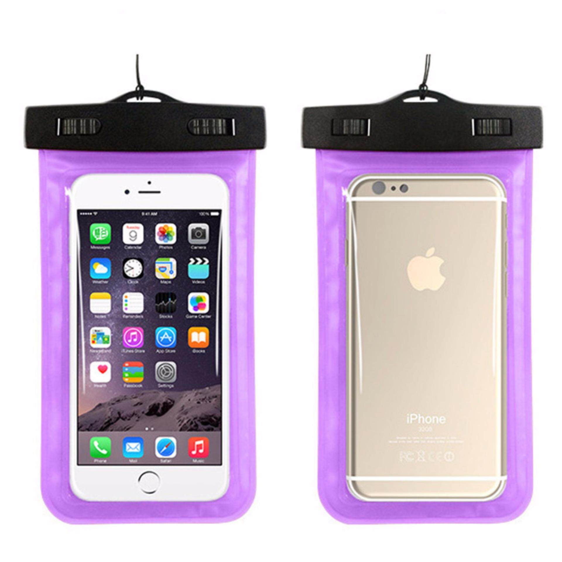 Fitur E Leen Waterproof Cell Phone Dry Bag Case For Iphone X 7 8