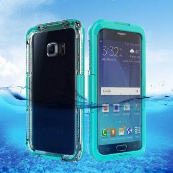 Features Waterproof Shockproof Case Cover For Samsung Galaxy S6 Edge