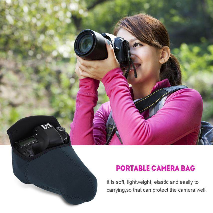 Waterproof Soft Protection Liner Case Bag Sleeve Pouch for SLR DSLR Camera - intl
