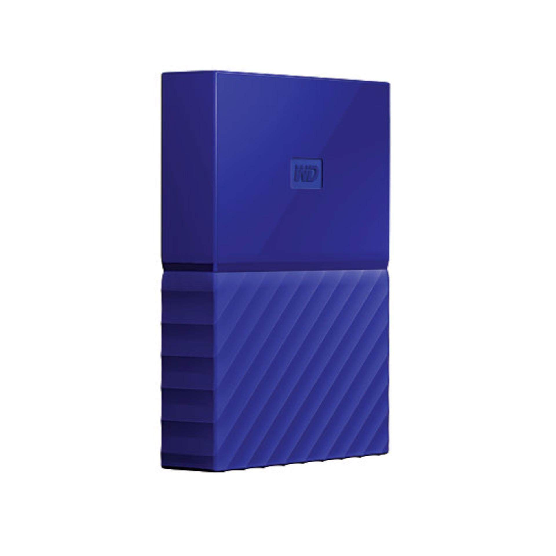 WD Western Digital HDD My Passport ( 1TB ) Portable Storage External Hard Disk Drive (ORIGINAL/ READY STOCK) - BLUE