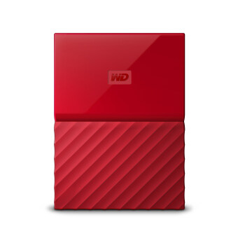 Harga WD Western Digital My Passport 2TB Red