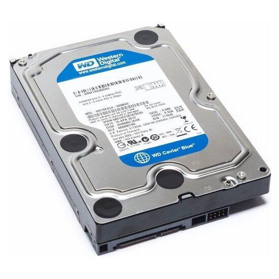 Western Digital WD Blue 2000GB / 2TB Internal 3.5 Sata Hard Drive 5400RPM For Desktop PC