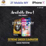 X-One Extreme Shock Eliminator Screen Protector for Apple IPhone X