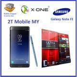 X-One Ultra Crystal Clear Screen Protector For Samsung Galaxy Note FE (Front)