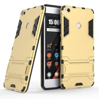 Untuk Xiaomi Max2 Case Funda untuk Xiaomi Mi Max 2 Case Dual Armor Capa dengan Stand