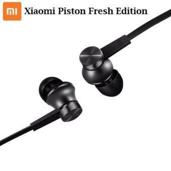 Xiaomi Piston Fresh Edition In-ear Earphones with Mic Headset (Black)