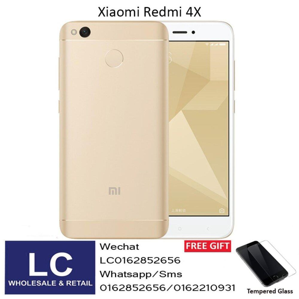 Xiaomi Redmi 4X 3GB+32GB Original Import With Global Rom