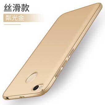 Xiaomi Redmi 4X Full Covered Matte Case (Gold)