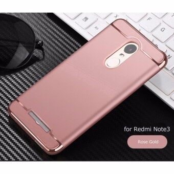 Xiaomi Redmi Note 3 Luxury Protection Matte Cover Casing