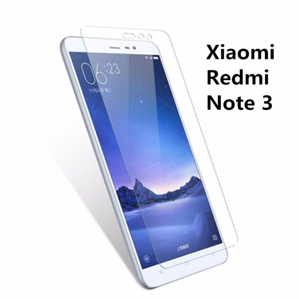 Xiaomi Redmi Note 3 Tempered Glass Screen Protector 9H Round Edges