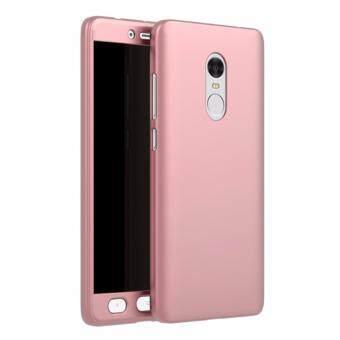 Xiaomi Redmi Note 4 / Note 4x (Mediatek Version) 360 Degree Protection Matte Case