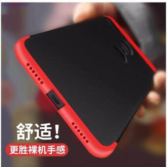 Xiaomi Redmi Note 4 (SNAPDRAGON)/ Note 4x (SNAPDRAGON) GKK 360 Degree Full Covered Matte Case Cover Casing (Red) - 4