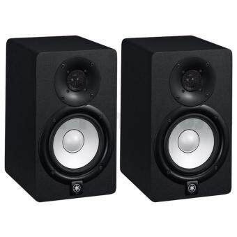 Harga Yamaha HS5 5-Inch Powered Studio Monitor Speaker - Black Pair(HS-5)