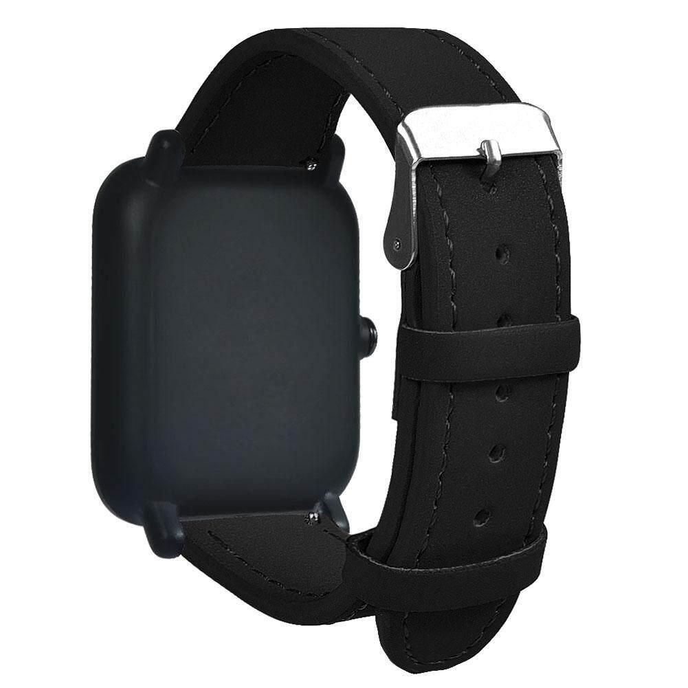 Xiaomi Amazfit Kecepatan Bluetooth 40 Olahraga Jam Pintar Versi Spovan Gl006 Tangan Lari Smartwatch Gps Heartrate Black Ybc Penggantian Kulit Tali Gelang Untuk Huami Internasional