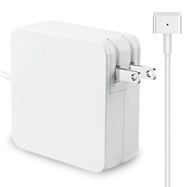 YEMO Replacement Macbook Air Charger, 45W MagSafe 2 T-Tip Connector
