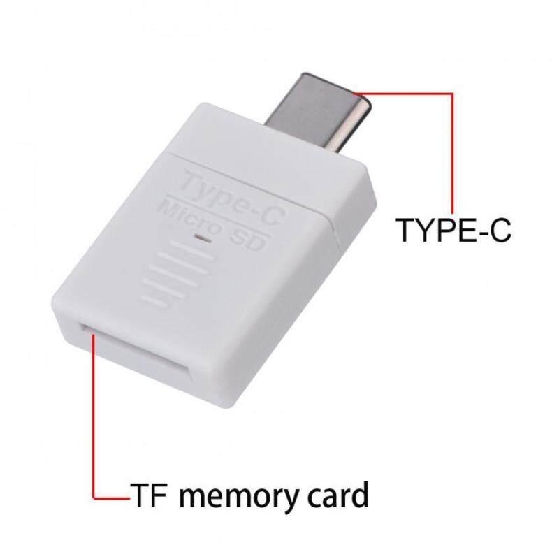 Bảng giá YOSOO High Speed USB 3.1 Type-C USB OTG Micro SD / TF Card Reader for Macbook / Android Black Phong Vũ