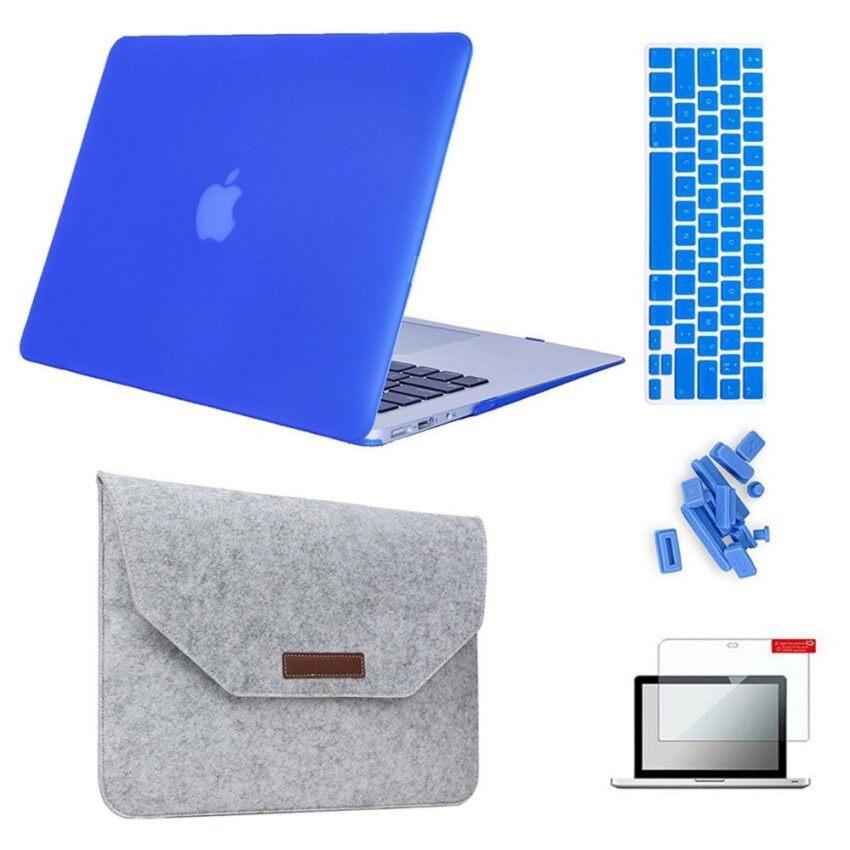 Yxgf Mall Menggosok Stiker Seri untuk MacBook Pro 13 Inch [5 Di 1 Bundel], (untuk Apple MacBook Pro 13 Inci) Adalah untuk Nomor Model A1706/A1708-Internasional