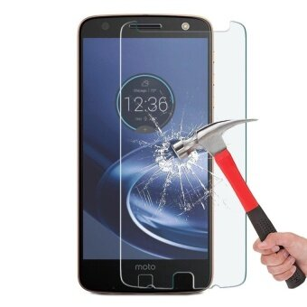 Zoeirc 9H HD Clear Tempered Glass Screen Protector Film ForMotorola Moto Z Force