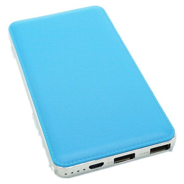 20000M Ultra Slim Power Bank Quick Charge(Blue)